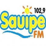 Logo da emissora Rádio Sauipe 102.9 FM