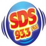 Logo da emissora R�dio SDS 93.3 FM