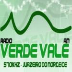 Logo da emissora Rádio Verde Vale 570 AM