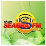 Logo da emissora R�dio Seabra 104.9 FM