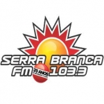 Logo da emissora R�dio Serra Branca 103.3 FM