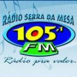 Logo da emissora R�dio Serra da Mesa 105.1 FM