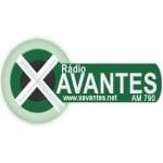 Logo da emissora R�dio Xavantes 790 AM