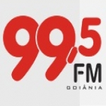 Logo da emissora R�dio 99.5 FM