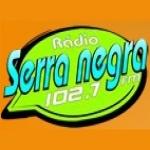 Logo da emissora R�dio Serra Negra 102.7 FM