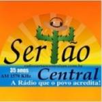 Logo da emissora Rádio Sertão Central 1570 AM