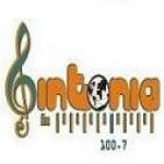 Logo da emissora R�dio Sintonia 100.7 FM