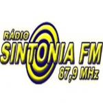 Logo da emissora R�dio Sintonia 87.9 FM