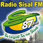 Logo da emissora R�dio Sisal 87.9 FM