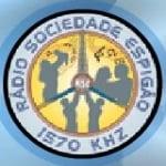Logo da emissora Rádio Sociedade 1570 AM