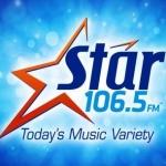 Logo da emissora KBZC 106.5 FM Star