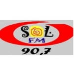 Logo da emissora R�dio Sol 90.7 FM