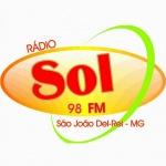 Logo da emissora R�dio Sol 98.7 FM