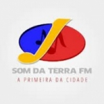 Logo da emissora R�dio Som da Terra 104.9 FM