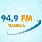 Logo da emissora Rádio Somzoom Sat 94.9 FM