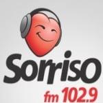 Logo da emissora R�dio Sorriso 102.9 FM