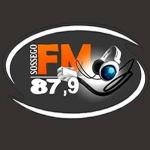 Logo da emissora R�dio Sossego 87.9 FM