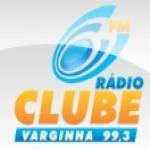 Logo da emissora Rádio Clube 99.3 FM