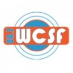 Logo da emissora Radio WCSF 88.7 FM