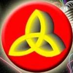 Logo da emissora R�dio Princesa do Guapor� 87.9 FM