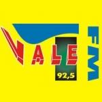 Logo da emissora Rádio Vale 92.5 FM