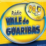 Logo da emissora R�dio Vale do Guaribas 98.5 FM