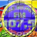 Logo da emissora R�dio Vale do Poty 107.5 FM