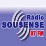Logo da emissora R�dio Sousense 87.9 FM