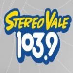 Logo da emissora R�dio Stereo Vale 103.9 FM