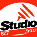 Logo da emissora Rádio Studio 87.7 FM
