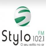 Logo da emissora R�dio Stylo 102.1 FM