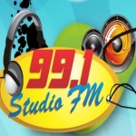 Logo da emissora R�dio Studio 99.1 FM