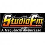 Logo da emissora R�dio Studio 87.9 FM