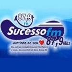 Logo da emissora R�dio Sucesso 87.9 FM