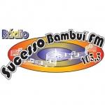Logo da emissora Rádio Sucesso 103.3 FM