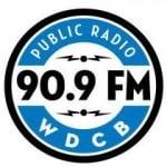 Logo da emissora Radio WDCB 90.9 FM