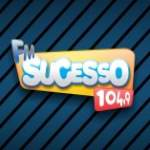 Logo da emissora R�dio Sucesso 104.9 FM