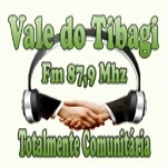 Logo da emissora R�dio Vale do Tibagi 87.9 FM