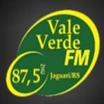 Logo da emissora R�dio Vale Verde 87.9 FM