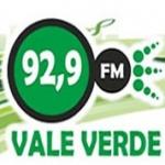 Logo da emissora R�dio Vale Verde 92.9 FM