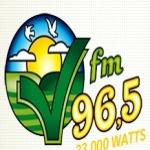 Logo da emissora R�dio Vale Verde 96.5 FM