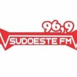 Logo da emissora R�dio Sudoeste 96.9 FM