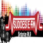 Logo da emissora Rádio Sudoeste 96.9 FM