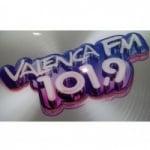 Logo da emissora Rádio Valença 101.9 FM