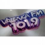 Logo da emissora R�dio Valen�a 101.9 FM