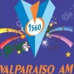 Logo da emissora R�dio Valpara�so 1560 AM