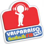 Logo da emissora Rádio Valparaíso 1560 AM