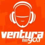 Logo da emissora R�dio Ventura 90.1 FM
