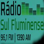 Logo da emissora R�dio Sul Fluminense 96.1 FM