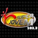 Logo da emissora R�dio Super Jovem 103.3 FM